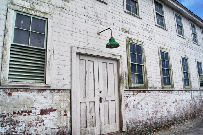 Alcatraz-Kaserne