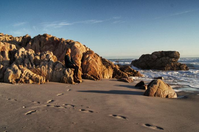 Bucht-Namaqualand National Park-Südafrika