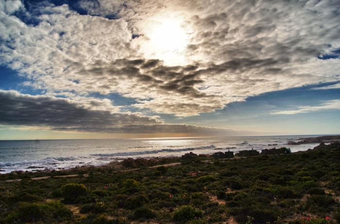Campen-Namaqualand National Park-Südafrika