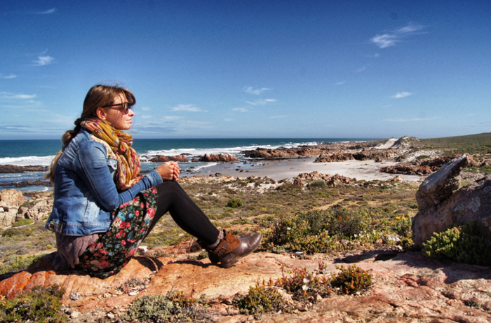Christine-Neder-Namaqualand National Park-Südafrika