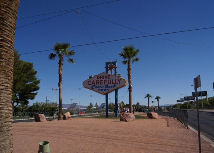 Las-Vegas-Schild