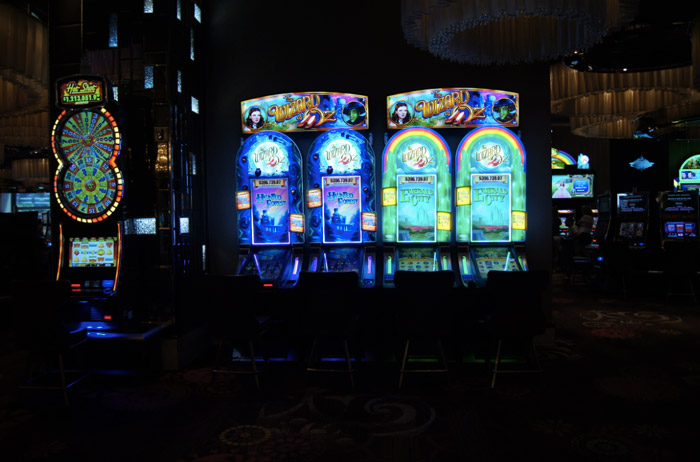 Las-Vegas-Spielautomaten