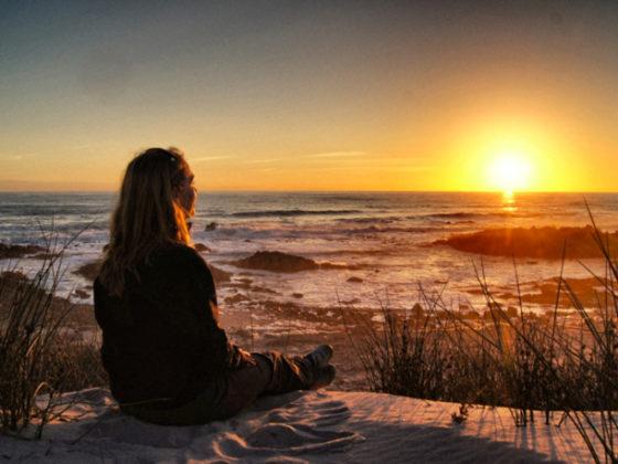Namaqualand National Park-Südafrika-Sonnenuntergang-Christine-Neder