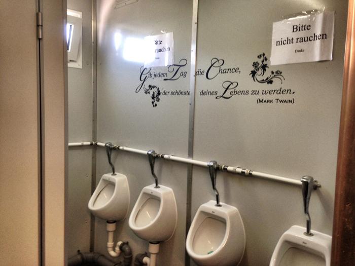 Oktoberfest-toiletten
