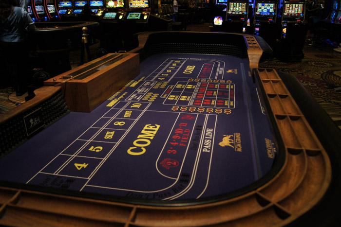 Spieltisch-Las-Vegas