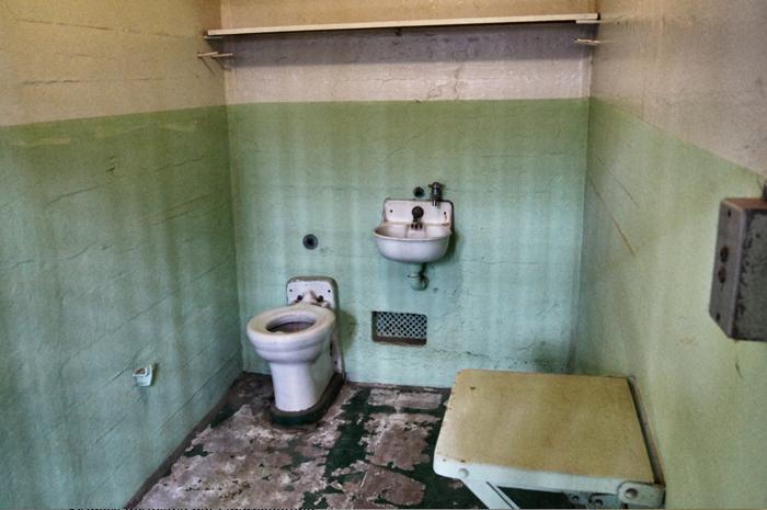 Zelle-Alcatraz