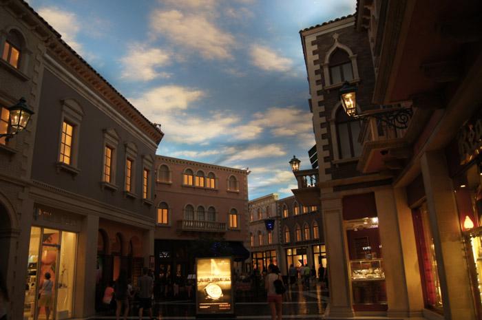 künstlicher-Himmerl-Las-Vegas