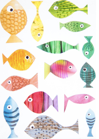 meinesvenja-fische basteln