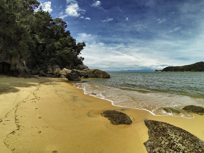 Abel-Tasman-Golden-Bays-Strand