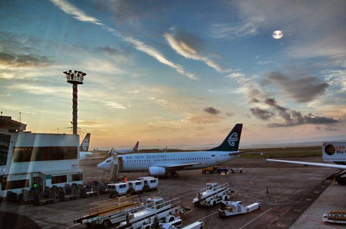 Aukland-Airport