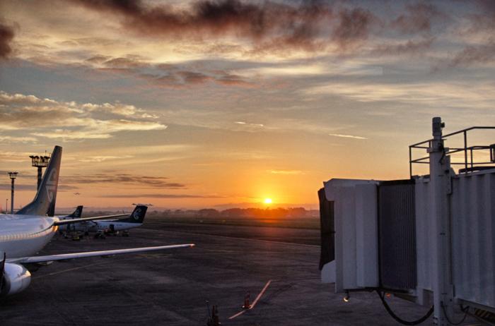 Aukland-Flughafen