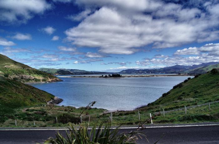 Aussicht-Octago-Peninsula