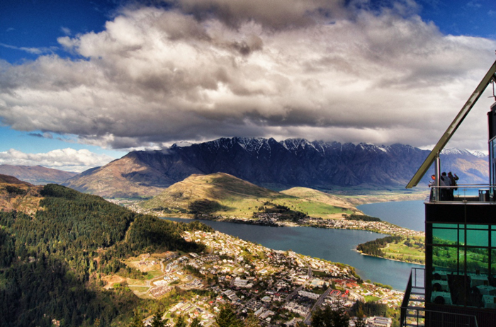 Aussicht-Skyline-Gondola