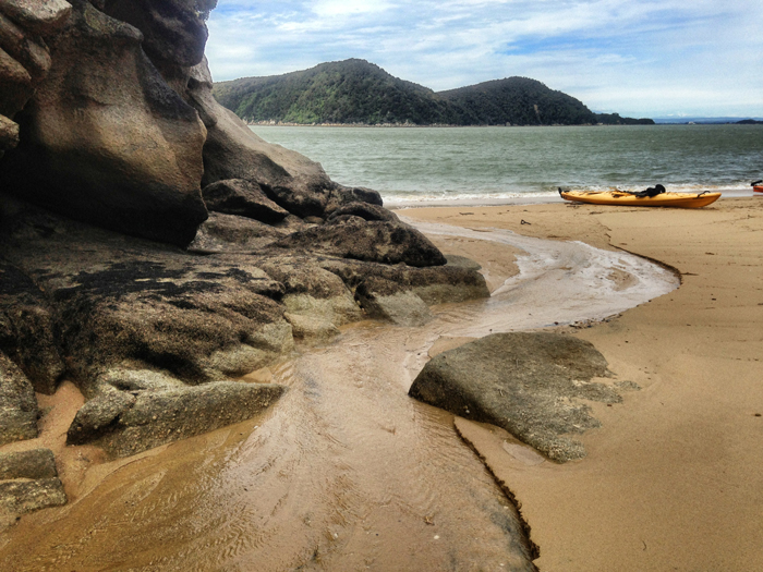 Bucht.Kajak.Abel-Tasman