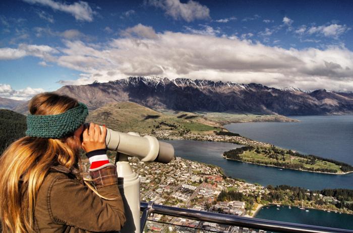 Christine-Neder-Lake Wakatipu-Queenstown