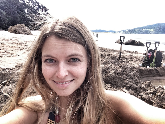 Christine-Neder-Neuseeland-Strand