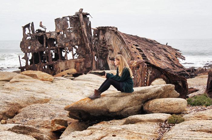Christine-Neder-Schiffswracks-Südafrika-Safari