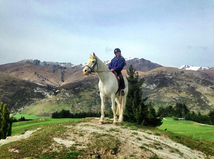 Christine-Neder-reiten-Neuseeland