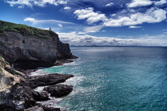 Küste-Octago-Peninsula