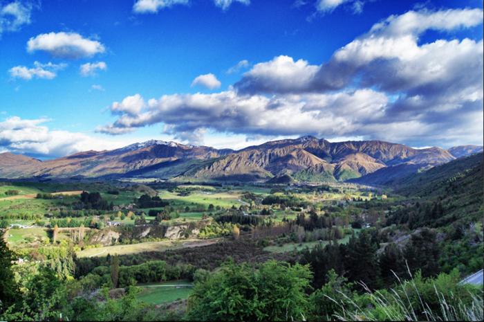 Natur-Neuseeland