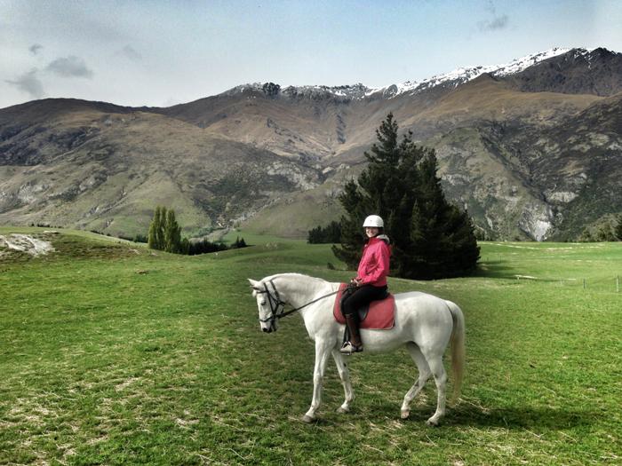 Neuseeland-Ausritt