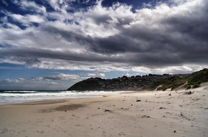 Neuseeland-Dunedin-st-clair-beach