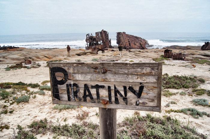 Piratiny-Schiff-Südafrika-Safari