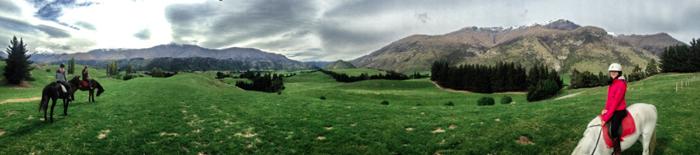 Reitparadies-Neuseeland