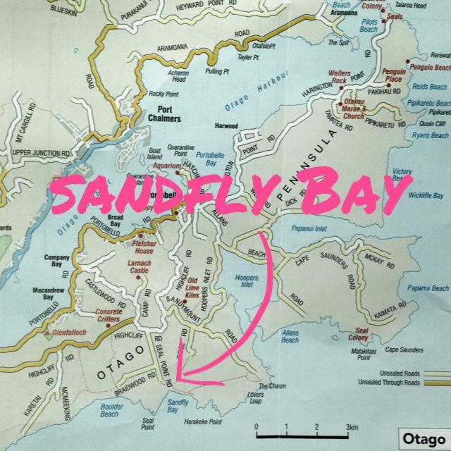 Sandfly-Bay