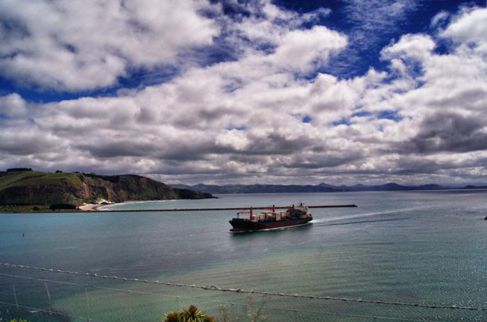Schiff-Octago-Peninsula