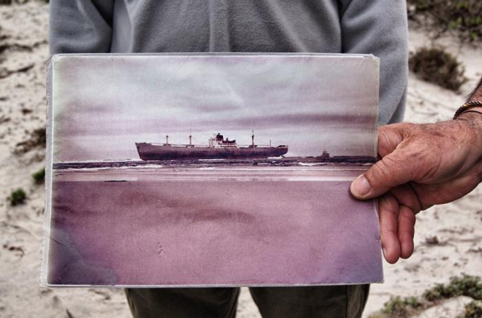 Schiff-Südafrika-Safari