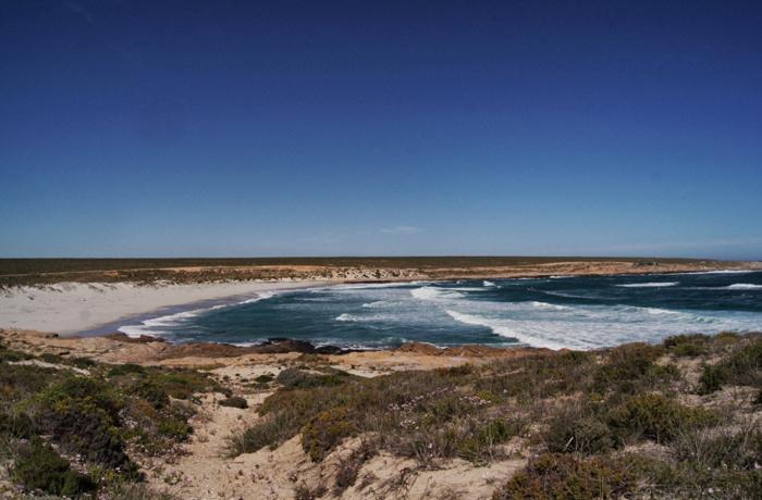 Strand-Südafrika