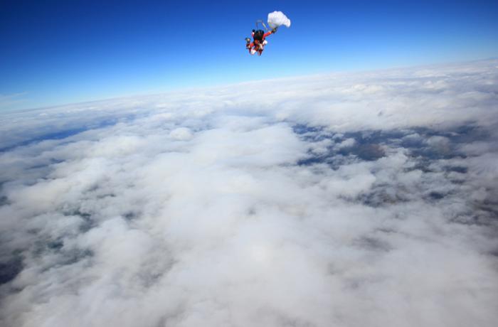 Wolke-mitgenommen