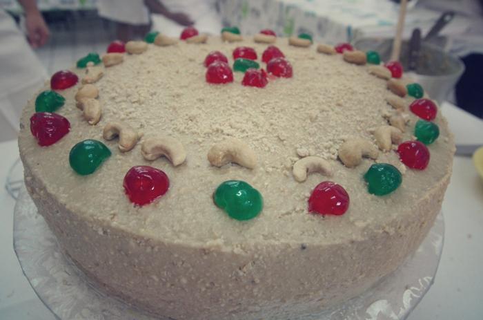 Cashew-Kuchen