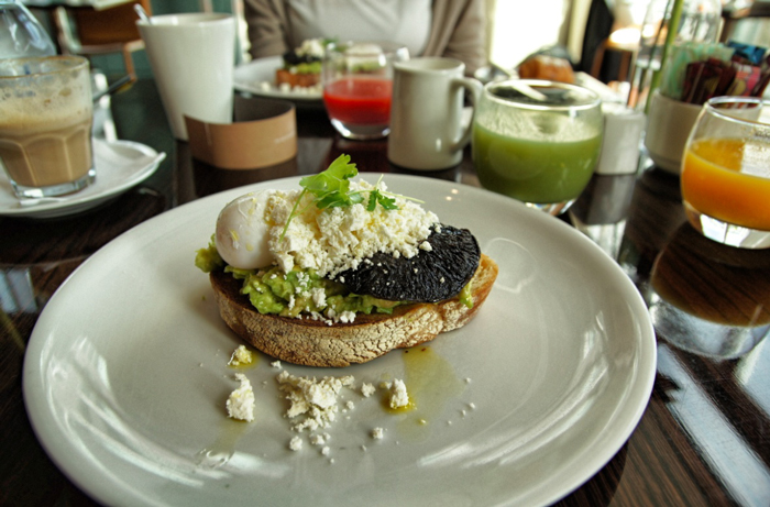 Frühstück-Sofitel-Auckland