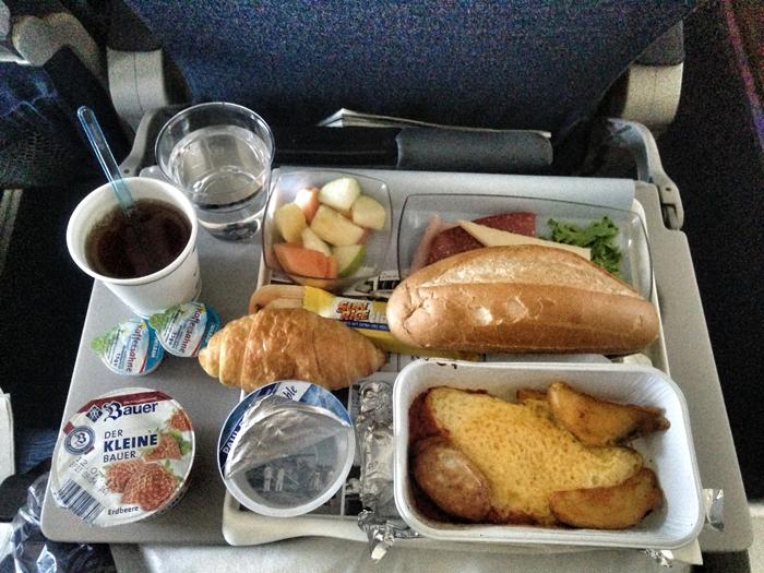 Kaffee-Flugzeug