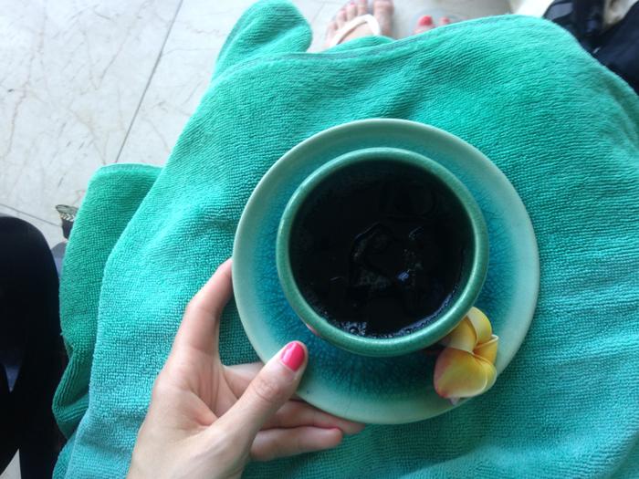 Kaffee-Malediven