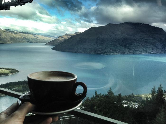 Kaffee-Queenstown