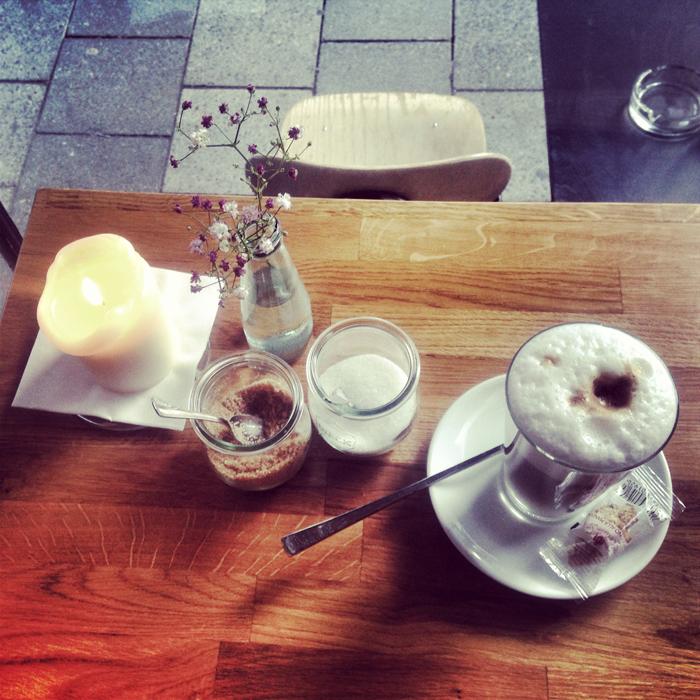 Kaffetrinken