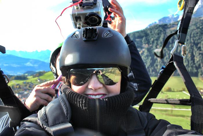 Leni-beim-Paragliden