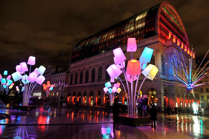 Lichterfest in Lyon