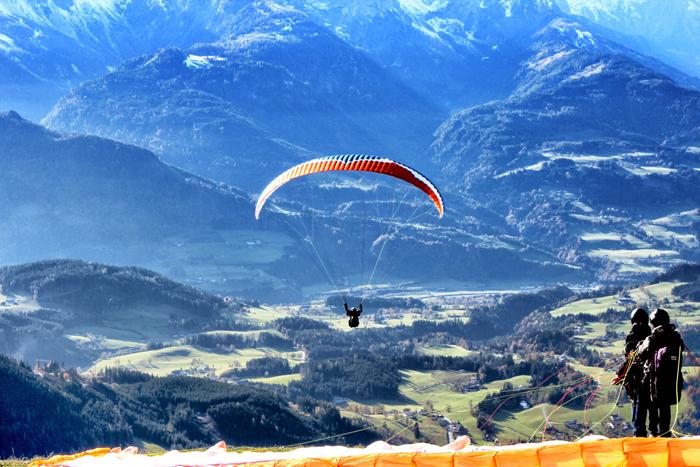 Paragliden-Österreich