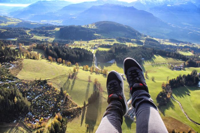 Paragliden-Salzburg