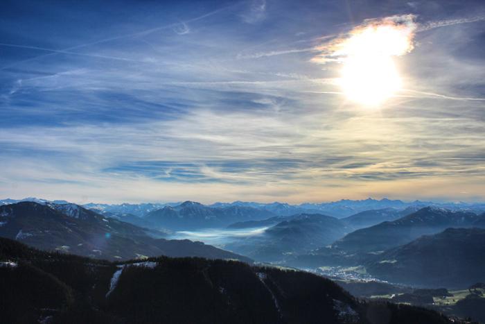 Paragliden-Salzburger-Land