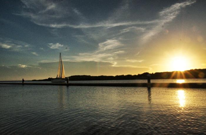 Segeln-Curacao