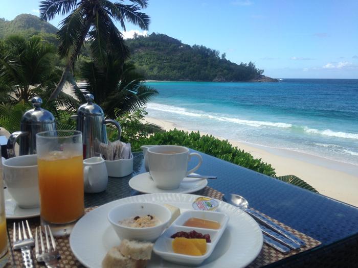 Seychellen-Kaffee