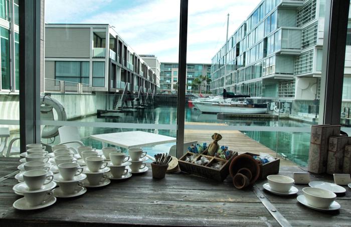 Sofitel-Auckland-Kaffee