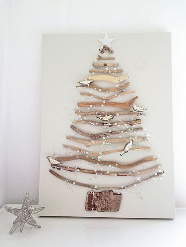 Unechter-Weihnachtsbaum-Bild