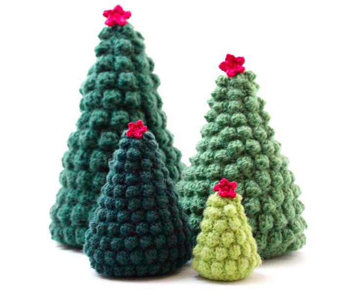 unechte Weihnachtsbäume