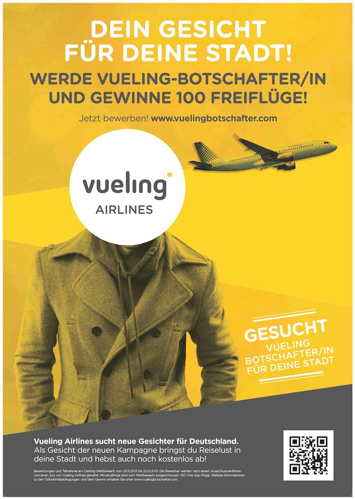 Vueling-Botschafter